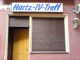 Hartz-IV-Treff