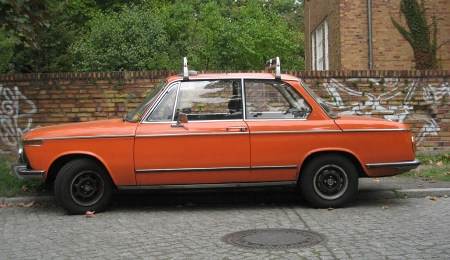 BMW 1802, 2. Facelift