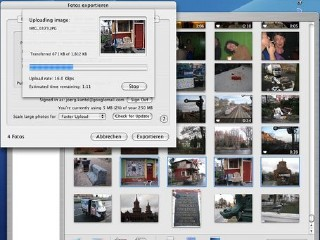 Screenshot iPhoto-Picasa-Exporter