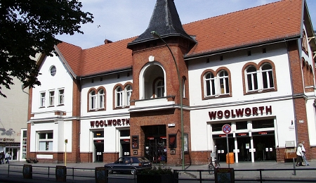 Woolworth Hermannstraße