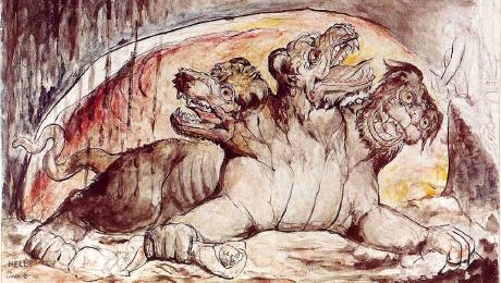 William Blake: Kerberos