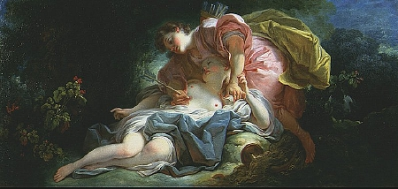 A picture named Fragonard_cephale_et_procris.jpg