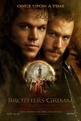 Brothers Grimm Filmposter