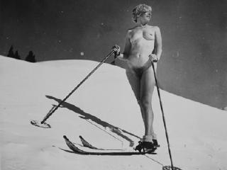Ungarisches Aktphoto von 1934