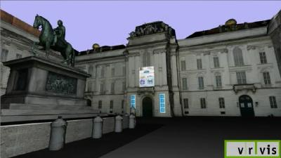Screenshot Video Josefsplatz