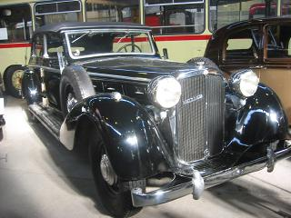 Maybach SW 38, Bj. 1939, Photo: Gabriele Kantel