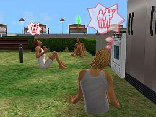 Screenshot Die Sims