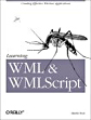 Learning WML & WMLScript Book Cover