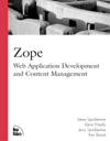 Zope: Web Application Development and Content Management Book Cover