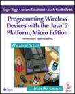 Programming Wireless Devices with Java Book Cover