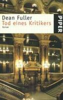 Tod eines Kritikers Book Cover